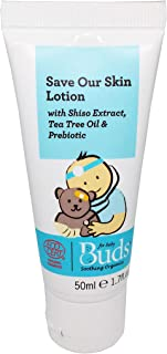Buds Organics Buds Soothing Organics Save Our Skin Lotion, 1.7 fl.oz