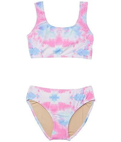 shade critters Cotton Candy Tie-Dye Bikini (Toddler/Little Kids/Big Kids)