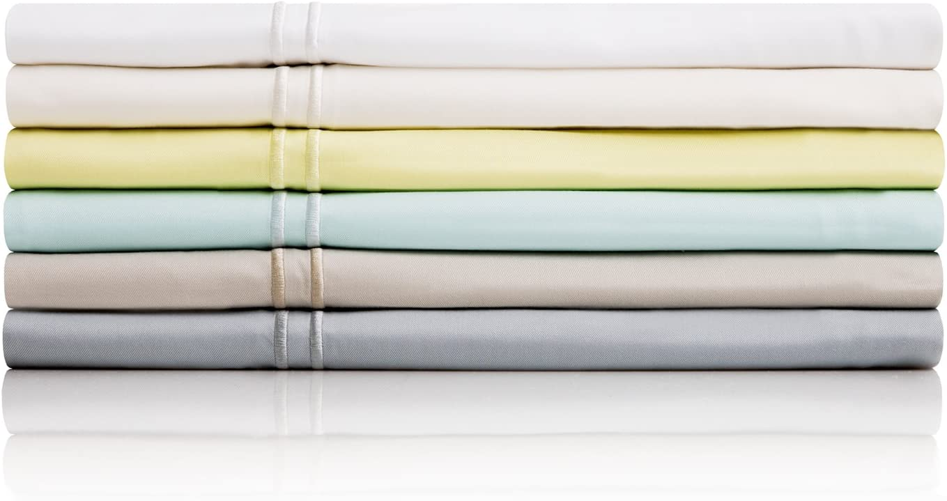 MALOUF 100% Rayon from Max 68% OFF Bamboo Sheet King Cal Driftwo Rapid rise Split Set