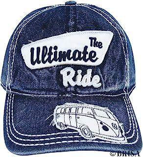BRISA VW Collection VW T1 Bus Jeans Cap/Trucker Cap
