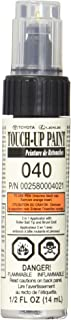 genuine toyota touch up paint
