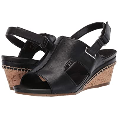 A2 by Aerosoles Pound Cake (Black Nappa) Women