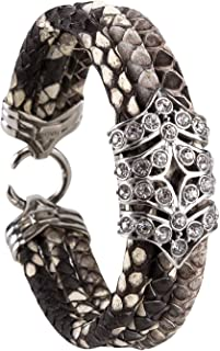 scandinavian leather bracelets