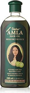 Dabur Amla Hair oil - Natural care for beautiful hair, 500ml (pack of 3)
