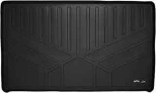 MAXLINER All Weather Cargo Liner Floor Mat Behind 3rd Row Black for 2007-2017 Ford Expedition EL/Lincoln Navigator L