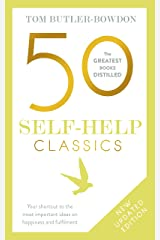 50 Self-Help Classics: 50 Inspirational Books to Transform Your Life from Timeless Sages to Contemporary Gurus (The 50 Classics) Kindle Edition