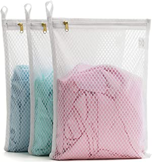 Generic Sac à linge délicat, filet de lavage pour machine à laver, sous-vêtements, collants, soutien-gorge, collants, chau...