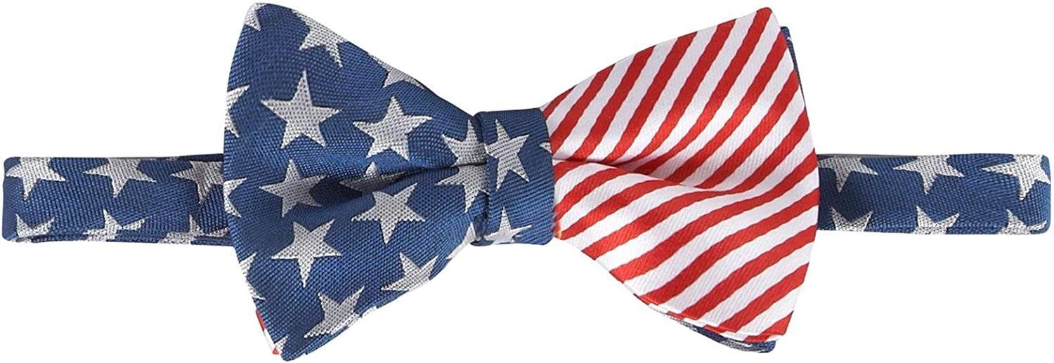 Andy & Evan Baby Boys' Stars and Stripes Bowtie