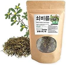 [Medicinal Korean Herb] Purslane (Portulaca oleracea/Machixian / 쇠비름) Dried Loose Leaves 2oz (56g)