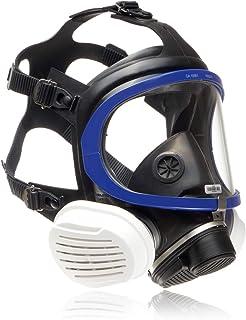 Dräger X-plore 5500® Máscara-respirador Completa de protección con filtros reemplazables P3 R para Construcción, Carpinter...