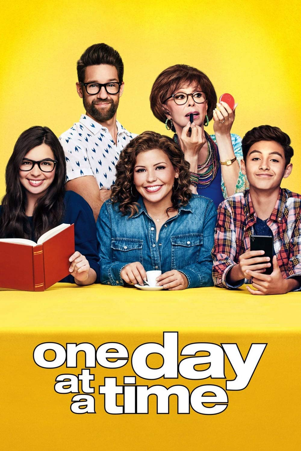 Amazon.com: One Day at a Time Poster, One Day at a Time Print, Tv Series  Poster, One Day at a Time Art, One Day at a Time Tv Show Gifts : Handmade