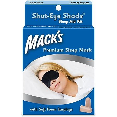 Mack's Shut-Eye Shade Premium Sleep Mask