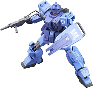 "Bandai Hobby-HGUC 1/144 Unit1 ""Exam"" MS Gundam: The Blue Destiny Figura del Kit de Modelo, Multicolor, 20,3 cm (Bluefin Distribution, us Toys BAN216740)"