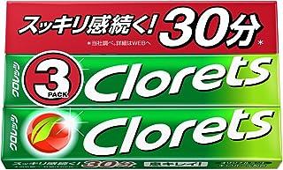 モンデリーズ・ジャパン クロレッツXP オリジナルミント 14粒入×3本×10個