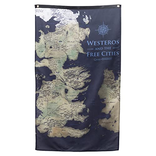 photograph regarding Free Printable Map of Westeros named Map of Westeros: