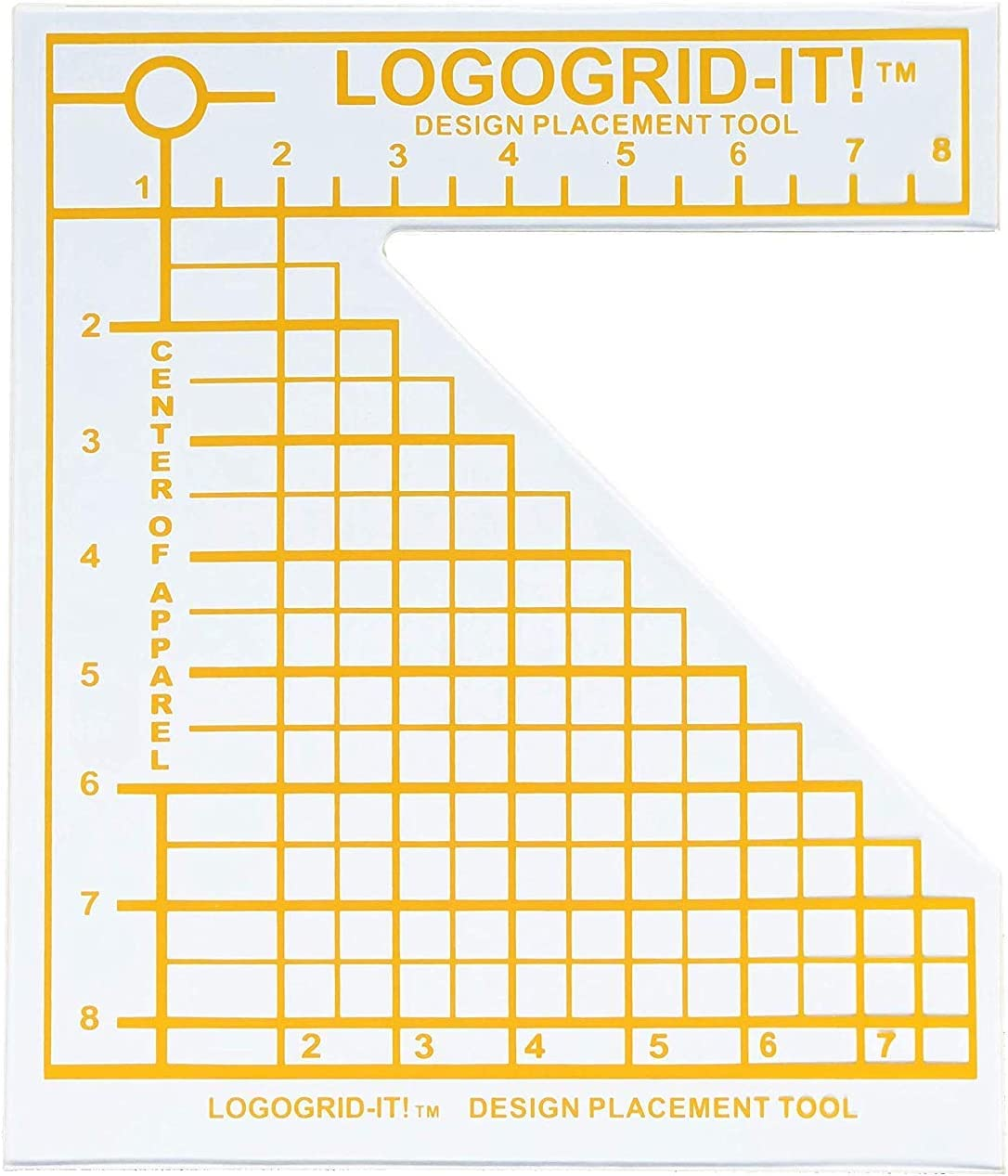 Logo Grid Selling It Vinyl Rhinestone Sublimation Alignment 4 years warranty for Tool C