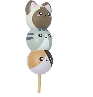 Puni Maru Animal Dango Series Squishy (Cat)