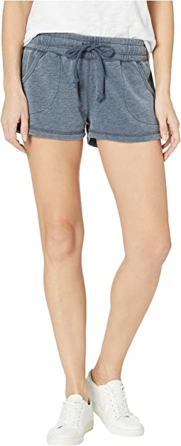 Ava Fleece Shorts