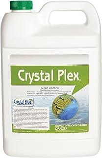 Sanco Industries Crystal Plex - Aquatic Algaecide Algae Control - 1 Gallon