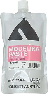 ホルベイン アクリリックメディウム モデリングペースト詰替用 AM441 300ml 014441