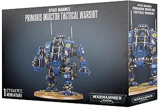 Games Workshop Space Marine Primaris Invictor Tactical Warsuit