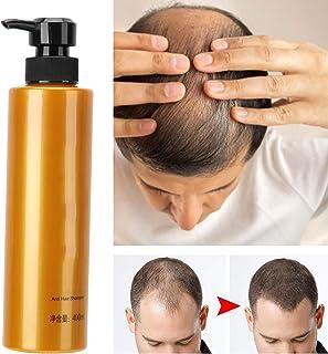 400 ml gember haargroei shampoo, natuurlijke milde anti haaruitval shampoo voor kaal dun haar snelle groei haaruitval beha...