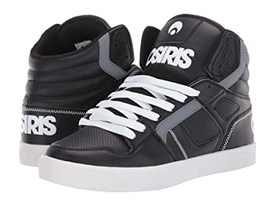 Osiris Clone (Black/White) Men