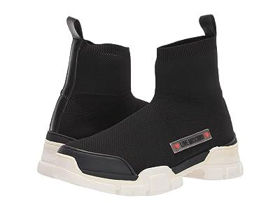 LOVE Moschino Trekk Sneaker (Black) Women