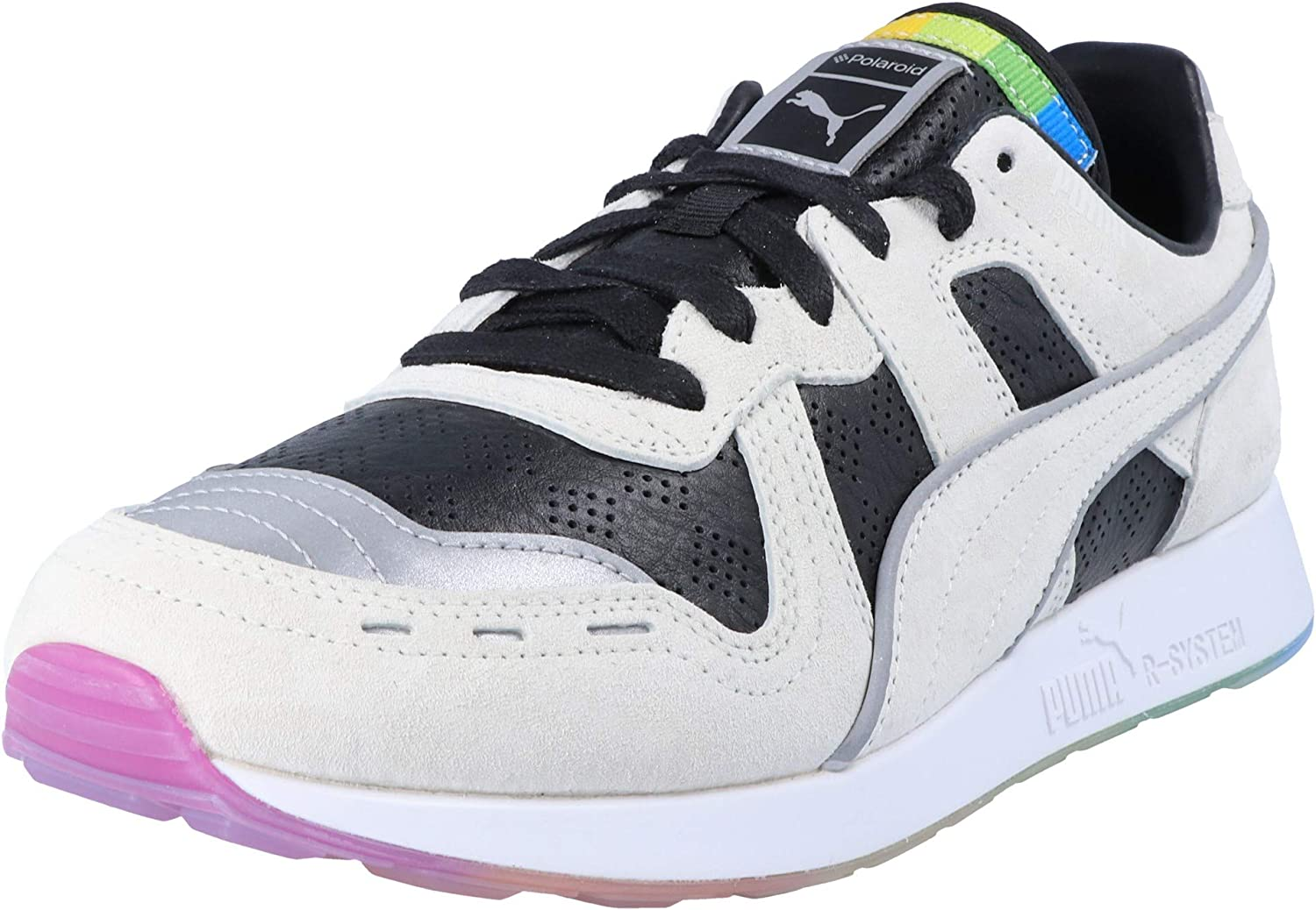 Puma RS 100 x Polaroid Unisex Sneakers Grey