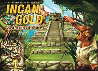 インカの黄金 (Incan Gold) [並行輸入品] ボードゲーム