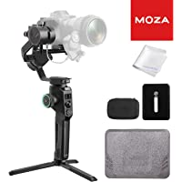 MOZA AirCross 2 Stabilizer 3-Axis Handheld Lightweight Powerful Gimbal