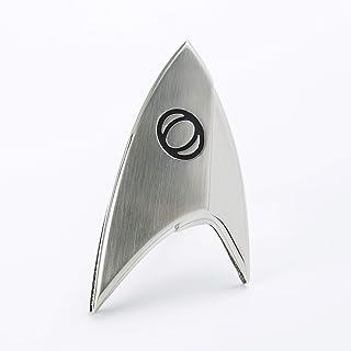 Quantum Mechanix Abysse Corp_BIJQMX002 Star Trek - Insignia Badge: Sciences, Multi Colour