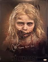 Walking Dead, Addy Miller First Walker Autographed Signed Memorabilia 16x20 Photo 1 with JSA