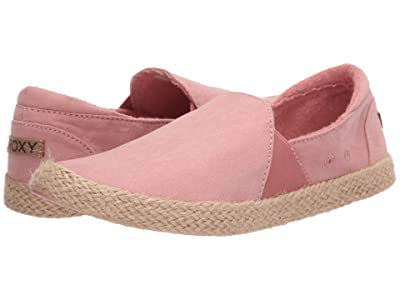 Roxy Brayden Jute (Blush) Women