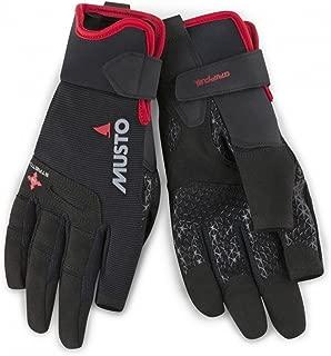 Musto Performance Long Finger Sailing Gloves - 2018 - Black
