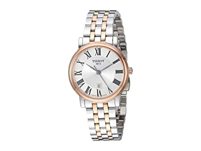 Tissot Carson Premium Lady T1222102203301 (Two-Tone) Watches