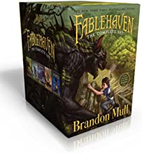 Fablehaven Complete Set (Boxed Set): Fablehaven; Rise of the Evening Star; Grip of the..