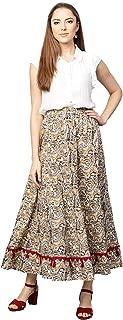 Jaipur Kurti Cotton Full Skirt