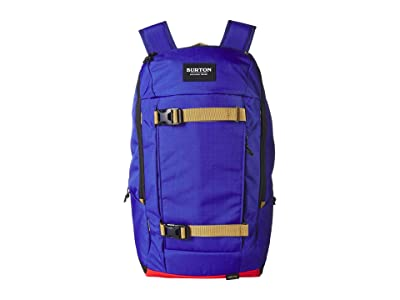 Burton Kilo 2.0 Backpack (Royal Blue Triple Ripstop) Backpack Bags