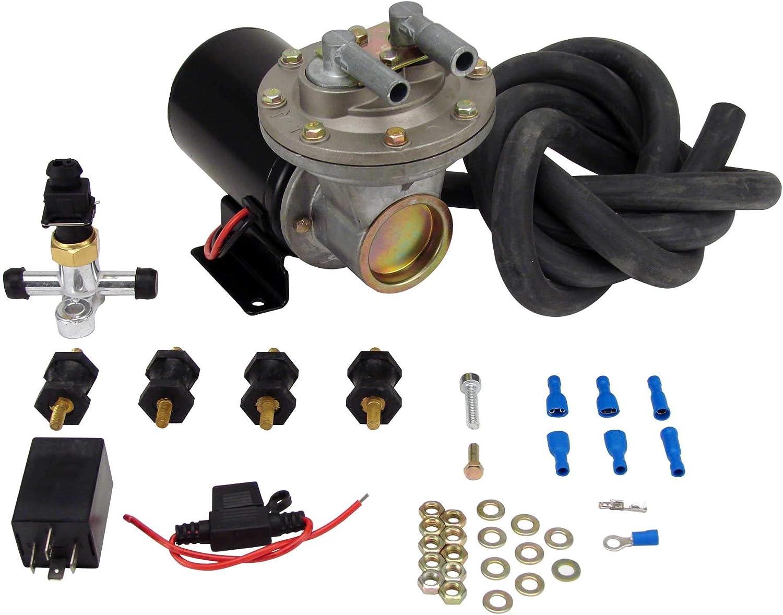 COMP Cams 5500 Latest item Electric Special Campaign Kit Pump Vacuum