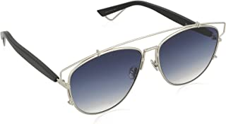 Dior Technologic - 84J84 Silver/Black Sunglasses