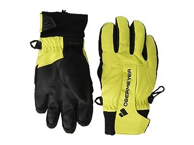 Obermeyer Kids Thumbs Up Gloves (Little Kids/Big Kids) (Flash Bulb) Extreme Cold Weather Gloves