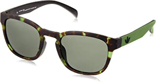 e400323c0c adidas AOR001-140-030 Gafas de Sol, Verde, 52 Unisex