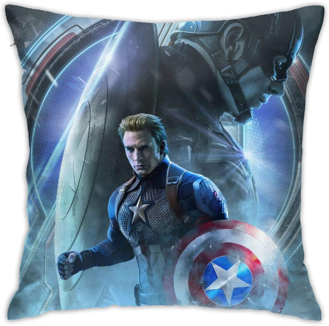 Popularity Aven-Ger Max 58% OFF Decorative Throw Pillow Cushion Cover Cov