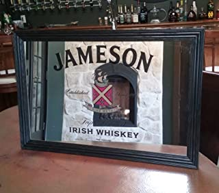 Best jameson whiskey mirror Reviews