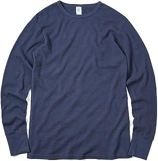 Velva Sheen ベルバシーン MADE IN USA 161462 L/S クルーネック スラブサーマル パックTシャツ