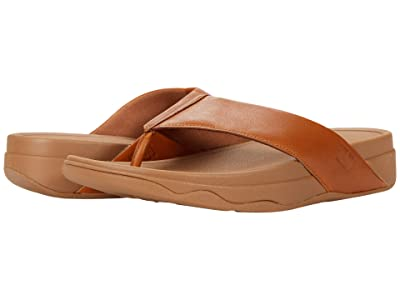 FitFlop Surfa (Light Tan Leather) Women