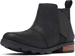 Sorel - Women's Emelie Chelsea Waterproof Ankle Boots