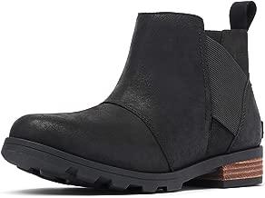 Sorel - Women's Emelie Chelsea Waterproof Ankle Boots