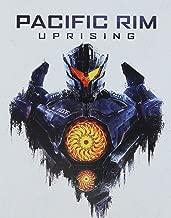 pacific rim uprising blu ray steelbook